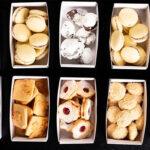 עוגיות סוגים שונים